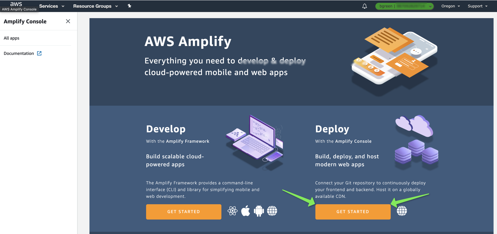 make memes with aws amplify | Blake Green